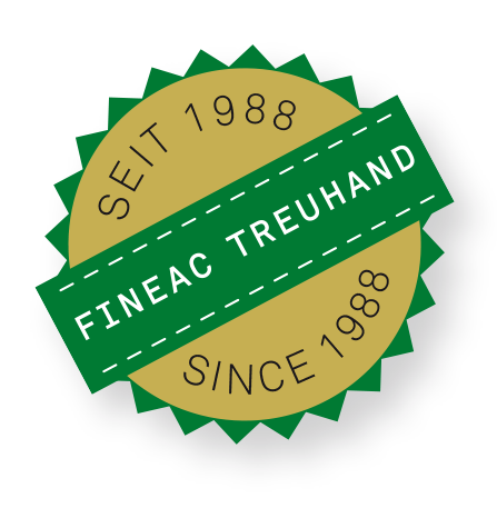 Fineac Treuhand since 1988